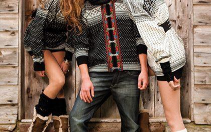 Připravte se na hory – Norské oblečení vás zahřeje a přitáhne žádoucí pozornost!