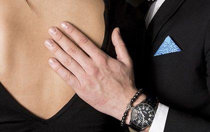 Jaké pánské šperky nosit? Moderní alfa samec dává přednost luxusním náramkům