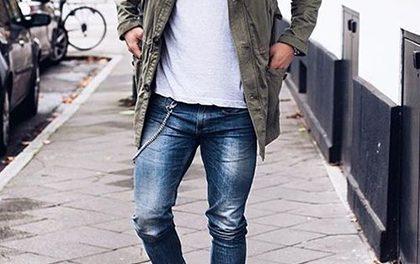 Průvodce střihů pánských džín – Správný střih riflí musí znát každý chlap!
