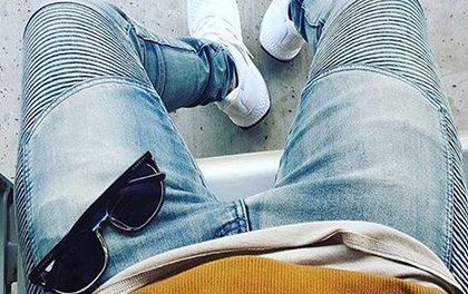 POV street style – Když styloví muži fotí své outfity