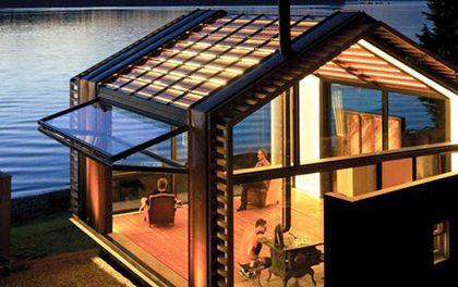 Jak to vypadá, když se bydlení snů vejde na 50 m2?