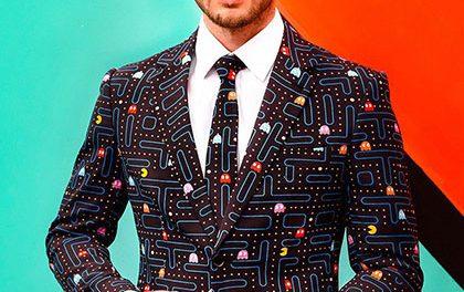 Nebaví vás zatuchlá kancelářská móda? Opposuits jsou pro muže, kteří se neberou tak vážně!