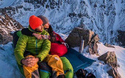 Tip na dokonalé rande? Tento pár randí na vrcholcích Slovenských hor