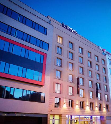Jurys Inn – Odborník na moderní event marketing