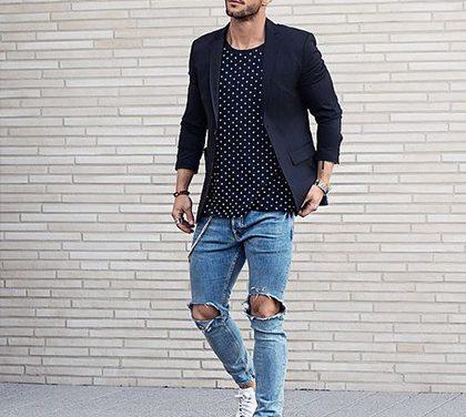 Na roztrhání! Jak nosit trhané džíny? Ochočte si trhané outfity ještě toto léto