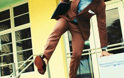 Jak nosit loafers do práce toto léto?