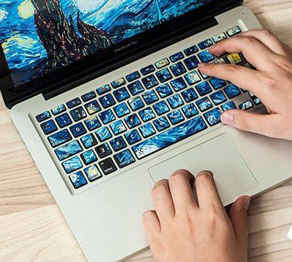 """Známe """"klíč"""" k dobře vypadajícímu notebooku – Zjistěte, jak na úžasnou proměnu svého pc!"""