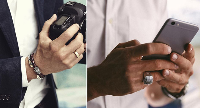 Jak Nosit Panske Prsteny A Co Tyto Doplnky O Vas Rikaji