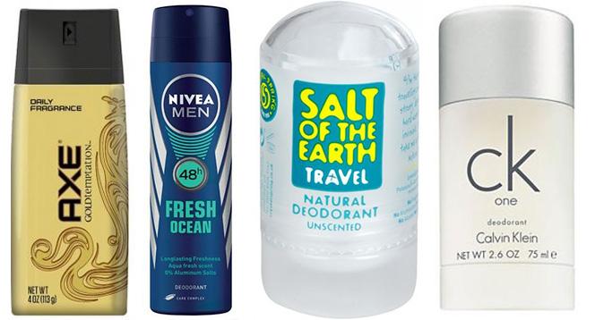 Jak se nezapotit při výběru pánského deodorantu   80def75340