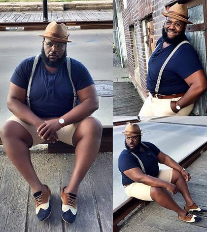 38431ff799ed Pánská móda pro silné muže – Jak být s velikostí XXL stále ještě stylový!