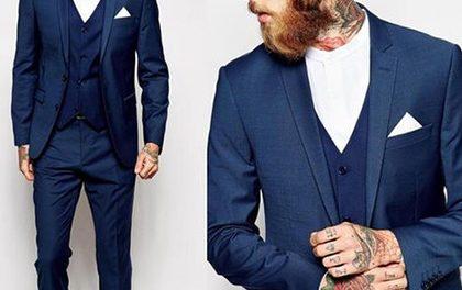 Pánské obleky jako druhá kůže! Jak nosit žhavý street trend moderních gentlemanů?