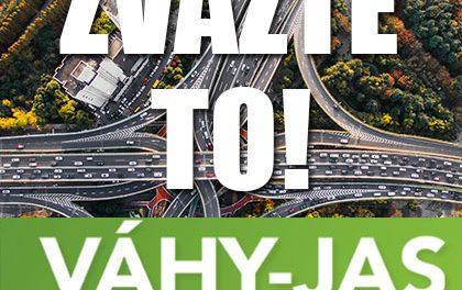 Mějte v tom konečně jasno! Vybrat silniční váhy vám pomůže český výrobce VÁHY-JAS