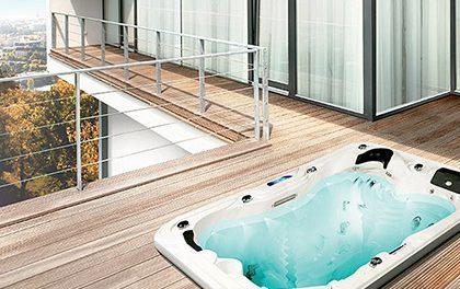 Průvodce nákupem vířivky – Ocení každý milovník masáží a horkých koupelí!