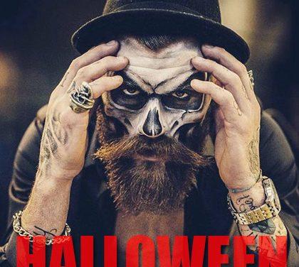 """Halloween 2016 – Kostým """"lebkouna"""" je stále velmi oblíbený"""