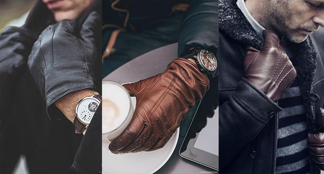 Pánské kožené rukavice - Jak na ně   f9e65309e1