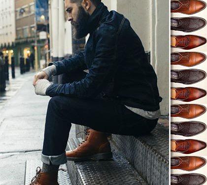 Podzim, déšť a vaše boty – Jaké jsou zásady podzimní péče o pánskou obuv?