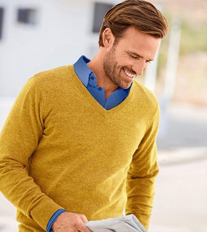 436f88a5b07 Podzimní móda pro muže - Vybrali jsme to nejlepší