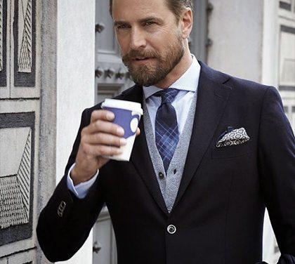 Vousatou elegancí k povýšení a vyššímu platu? Víme, jak na to!