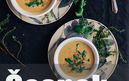 Luxusní česneková polévka – Je libo klasika nebo krém? Zahřeje a zachutná obojí!