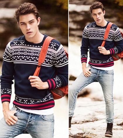 Tuhá zima si žádá tuhé řešení – Který pánský svetr obléknete tuto sezónu  866e0f3f6a