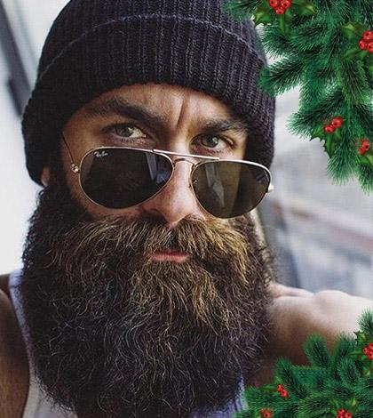 Vousáčovi Vánoce aneb Čím potěšit své blízké s plnovousem?