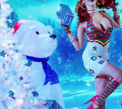 Co vás naladí na Vánoce? Přece sexy vánoční přání!