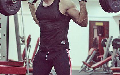 Chcete být korba, ale při cvičení vás bolí snad celé tělo? Pomůže tejpování