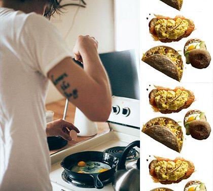 Jak je to s vejci a posilováním – Jíst nebo nejíst? + Tipy na ZDRAVÉ recepty s vejci