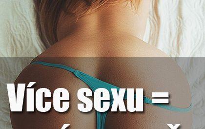 Když chcete vyšší plat, musíte mít více sexu! Jak to?