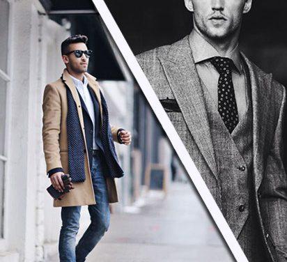 Kvalitní pánský oblek i zimní oblečení – Víte, jak správně své oblíbené kousky z šatníku skladovat?