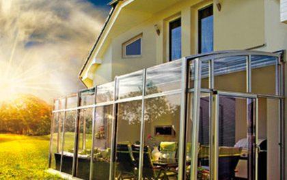 SKYTRIUM terasa na celý rok – Čtěte výhody netradičního zastřešení teras!