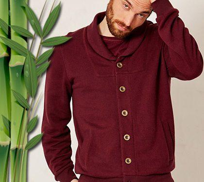 Bambusová móda pro muže aneb Bavlna se může jít klouzat