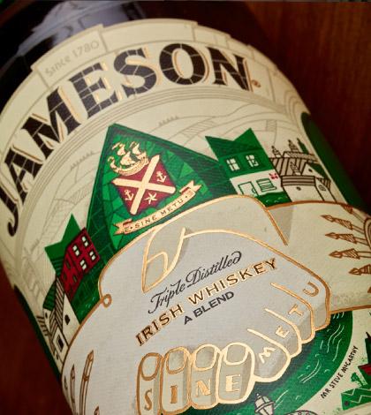 Jameson a svatý Patrik: Staří přátelé, kteří píšou nejlepší nové příběhy