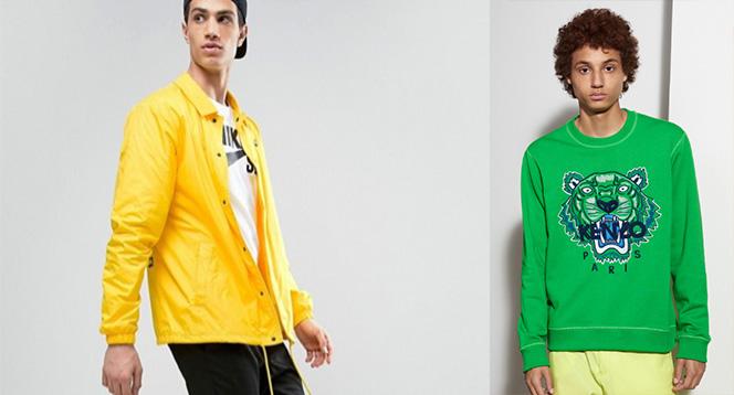 60d64cbbce6 Jarní oblečení pro muže - Barevné kombinace