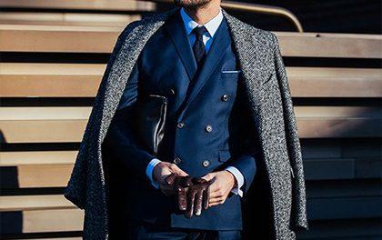 Platit jako gentleman? Potřebujete stylovou peněženku z kůže