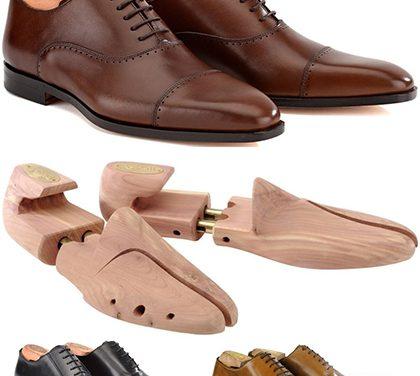 K čemu jsou dobré napínáky do bot a proč jsou ty cedrové nejlepší?
