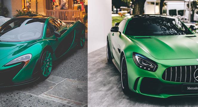 zelene-auto