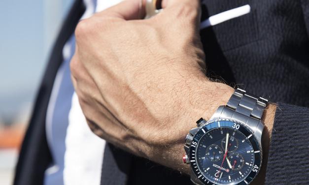 Pánské hodinky (nejen) na léto 2017! Které budou stylovým šperkem a kvalitním doplňkem vašeho outfitu?