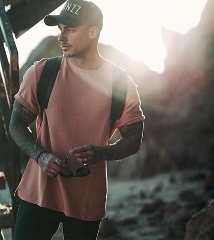 3 cool outfity pro muže – V hlavní roli pánské džíny & triko