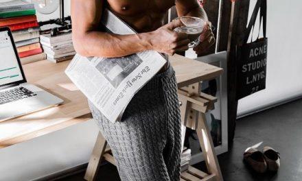 Stylový obývák pro moderního muže – Máte už tu správnou obývací stěnu?