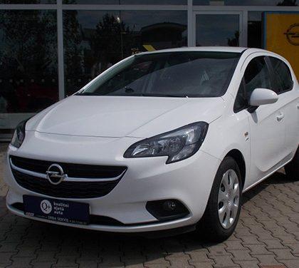 Omezená nabídka referenčních vozů Opel Corsa již za 244 900 Kč!