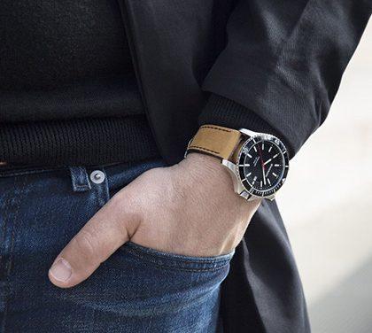 Pánské hodinky aneb Zamilujte si podzim s dokonalou časomírou na ruce