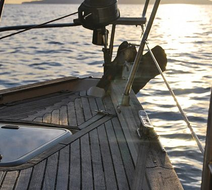 Moře volá, kapitáne!