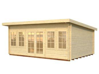 Vybíráme zahradní domek na pořádání letních akcí