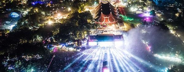 Rekordní dvacátý šestý ročník týdenního festivalu Sziget přilákal přes půl miliónu návštěvníků.