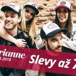 Dny Marriane 2018 – slevy až 70% v oblíbených obchodech