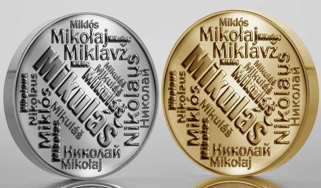 Medaile ze vzácného kovu jen pro ty skutečně nejlepší!