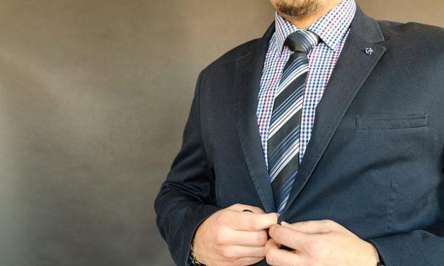 Oslavte konec roku v obleku, který vám zajistí pohodlí i skvělý vzhled
