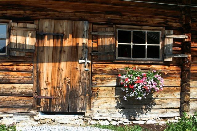 U chaty či chalupy bezesporu využijete betonovou jímku