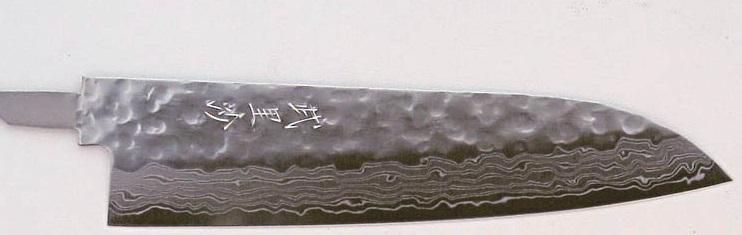 Chcete si vyrobit nůž z damaškové oceli? Žádný problém